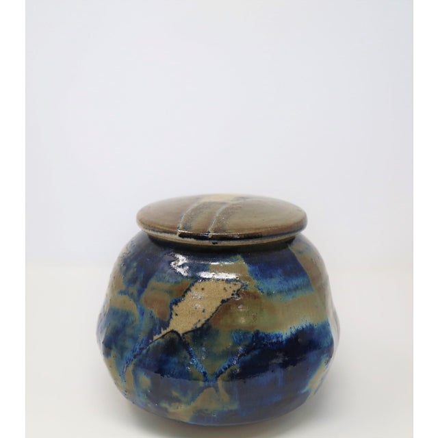 Ceramic Ishmael Soto Pot, Signed For Sale - Image 7 of 7