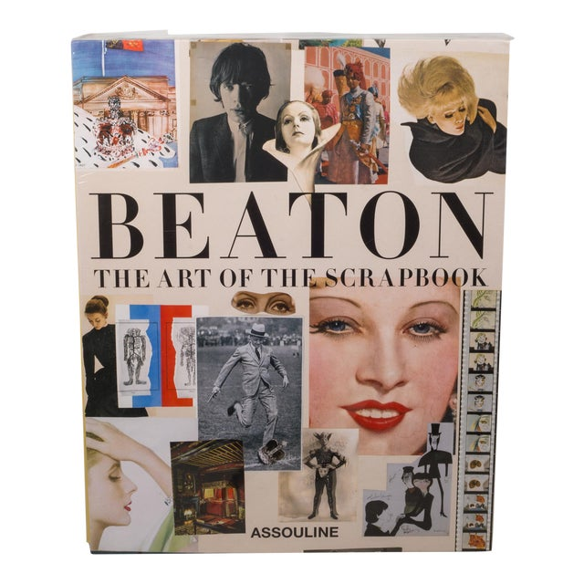 """Beaton: The Art of the Scrapbook"" For Sale"