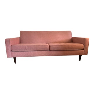 "Modern Design Within Reach Bantam 73"" Sofa For Sale"