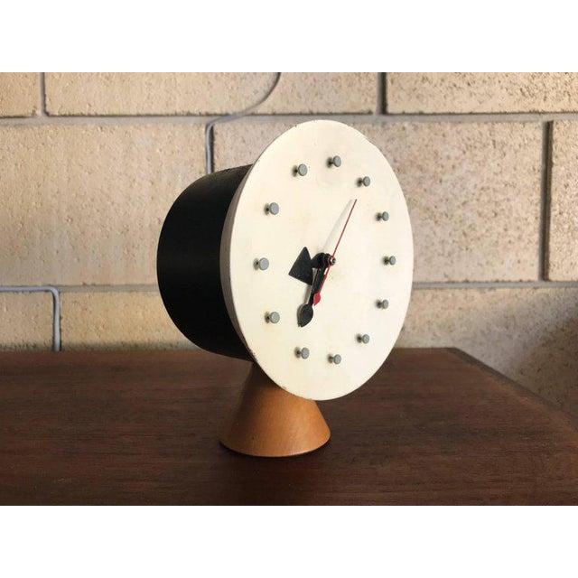 George Nelson & Irving Harper for Howard Miller Table Desk Clock, 1951, Works For Sale - Image 10 of 13