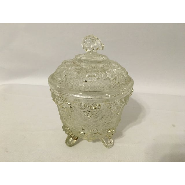 Jeanette Footed Candy Dish - Image 2 of 6