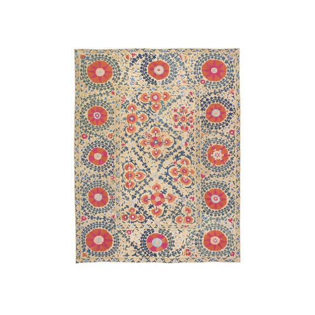 """Antique """"Suzani"""" (Dk-110-38) For Sale"""