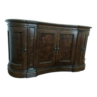 Schnafig Furniture Asian Hardwood Buffet