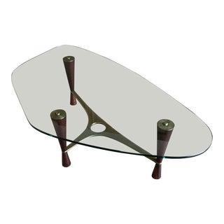 Edward Wormley for Dunbar Model 5309 Coffee Table For Sale