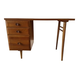Mid-Century Aristo-Bilt Atomic Desk For Sale