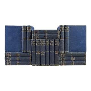 Bulwer Lytton's Novel Collection - Set of 18