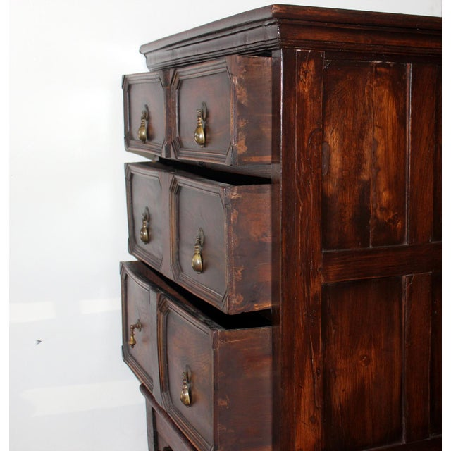 19th Century English Chest on Stand - Image 3 of 6