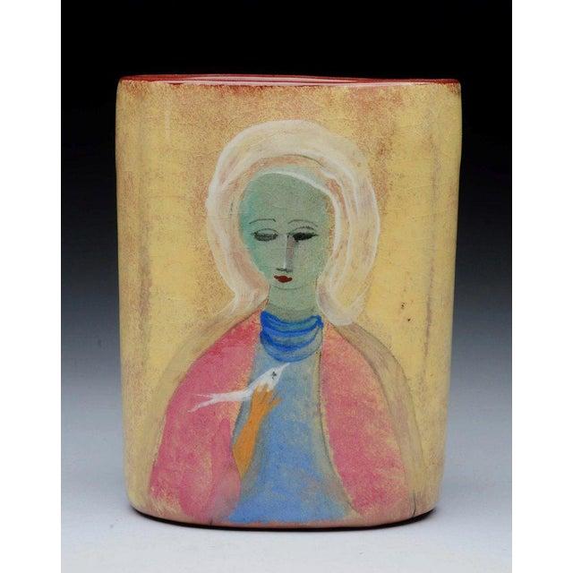 Polia Pillin Mid-Century Ceramic Vase - Image 3 of 10