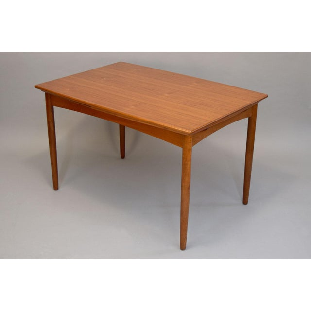 1960s Danish Teak Dining Table - Image 2 of 11