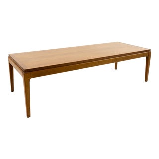 Vintage Mid-Century Lane Coffee Table For Sale