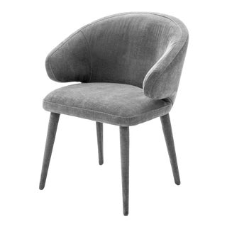 Gray Dining Chair | Eichholtz Cardinale For Sale
