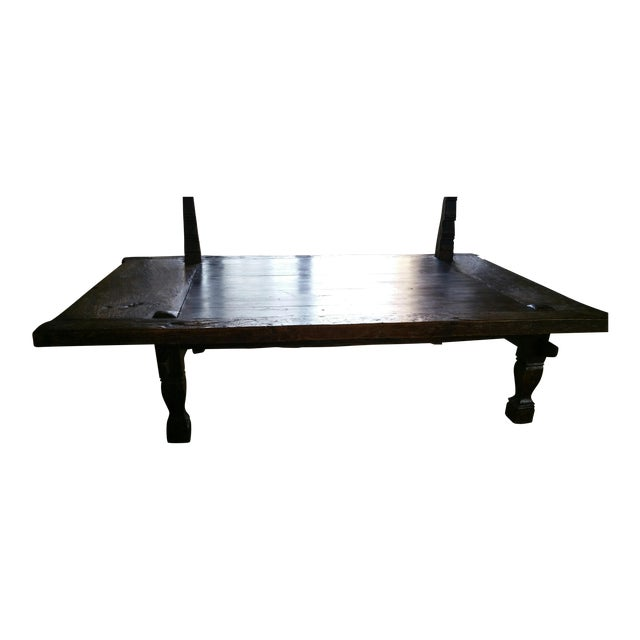 Teak Coffee Table From Bali - Image 1 of 5