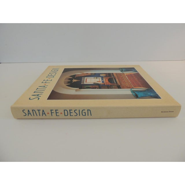 Southwest architecture and design. Interior decor, pottery, painting, motifs. 256 pages. Lot #5