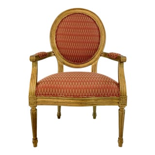 French Style Port 68 Avery Chair For Sale