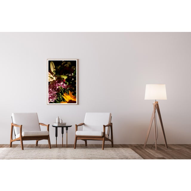 This is an exclusive limited edition color Giclée print, printed on matte photographic paper. This exquisite still life...