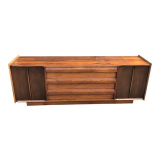 Mid 20th Century Vintage Lane Credenza For Sale