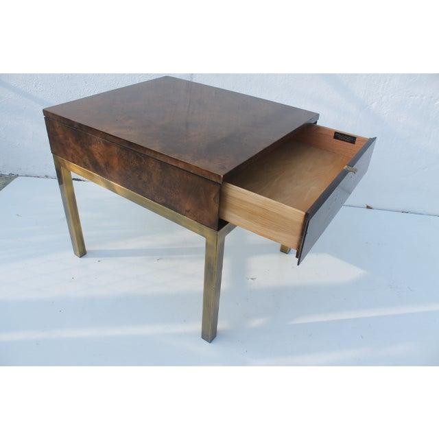 Tomlinson Burlwood End Table - Image 11 of 11