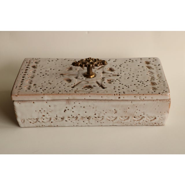 Raymor Italian Art Pottery Box - Image 2 of 7
