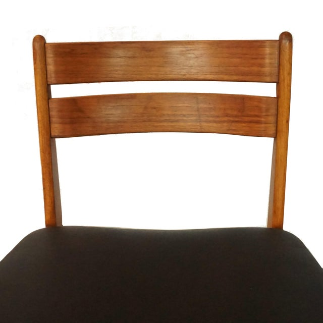 Annette Danish Teak Dining Chairs - Set of 6 - Image 10 of 10