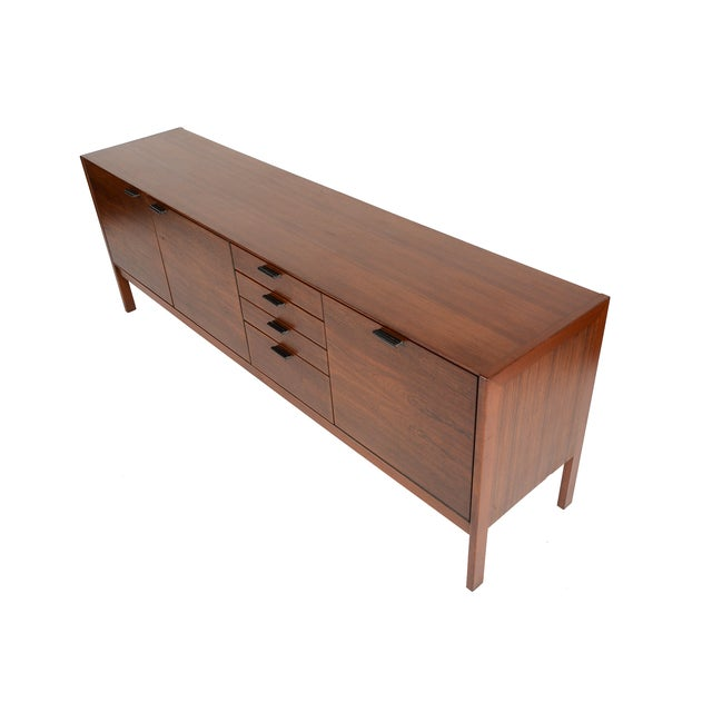 Vintage Meredew Credenza With Leather Pulls - Image 5 of 9