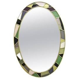 Image of White Wall Mirrors