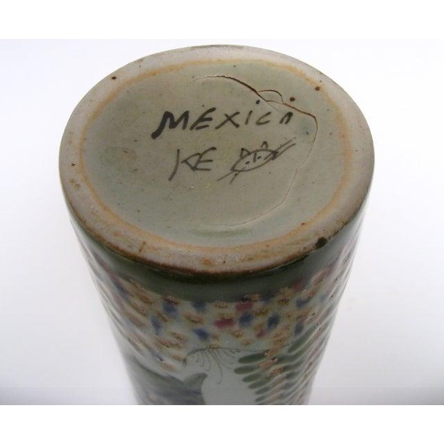 Tonalá Ceramic Vase - Image 5 of 5