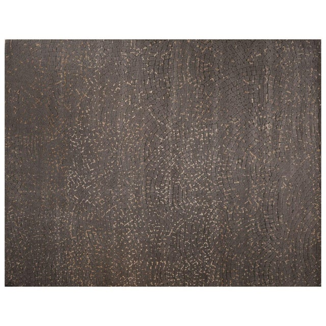 STARK Contemporary New Oriental Tibetan Wool Rug To care for your rug, it's best to have your rug cleaned by professionals...