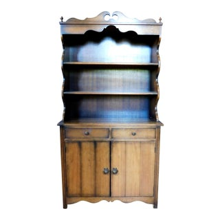 Rustic Casita Wooden Hutch For Sale