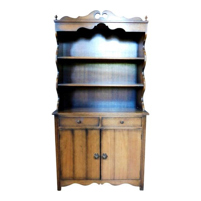 Rustic Casita Wooden Hutch For Sale