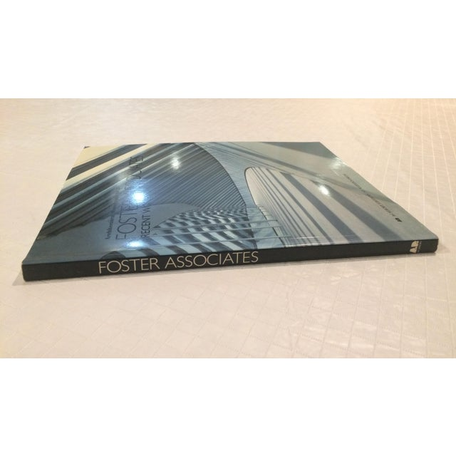 """Foster Associates: Recent Works"" Architectural Monographs, No 20 Book For Sale In Boston - Image 6 of 13"