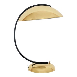 Bauhaus Brass Lamp For Sale