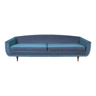 1960's William Hinn for Selig Sofa For Sale