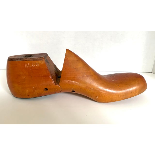 Alco Wooden Shoe Form - Image 3 of 4
