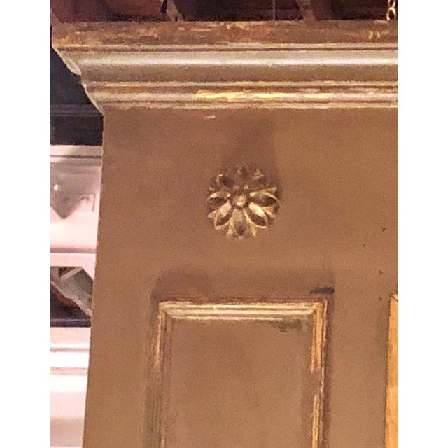 19th Century Trumeau Mirror For Sale - Image 10 of 11