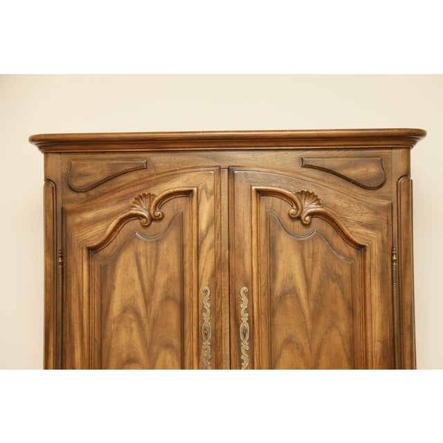 Vintage Century Furniture Armoire/Chest - Image 6 of 11