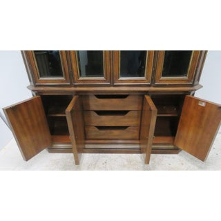 Drexel Heritage Paint Decorated China Cabinet Preview