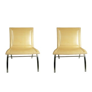 Modern Italian Occasional Chair For Sale