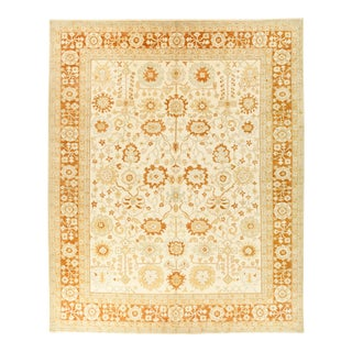 "Addie, Oushak Area Rug - 12' 2"" X 14' 10"" For Sale"