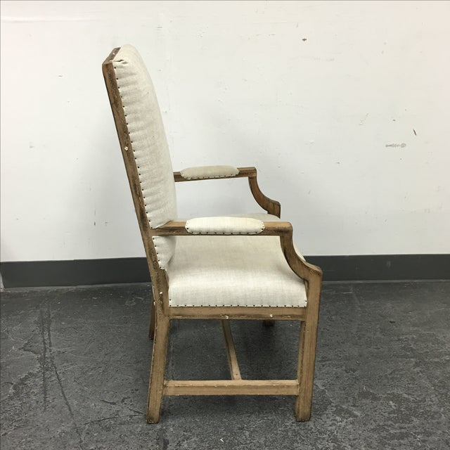 Restoration Hardware Deconstructed Chair - Image 4 of 8