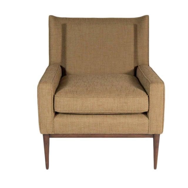 Customizable Bernard High Back Club Chair For Sale