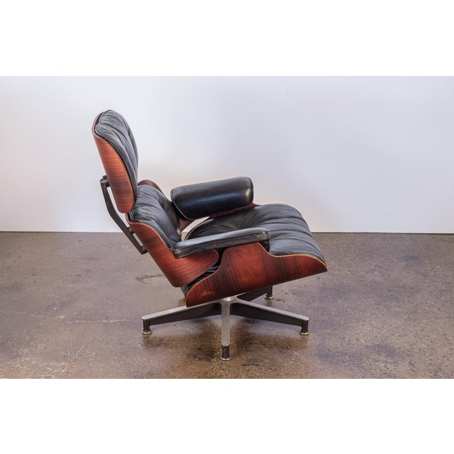 1960s Second Generation 1960s Eames 670 Lounge Chair for Herman Miller For Sale - Image 5 of 11