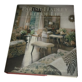 "Parish-Hadley ""Tree of Life"" Book For Sale"