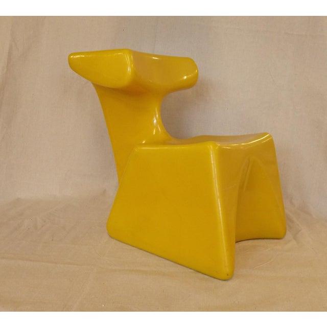 1970s Vintage Luigi Colani Zocker Chair Desk For Sale - Image 12 of 12
