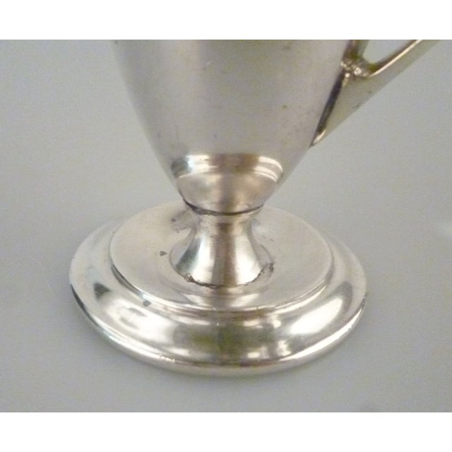 Sterling Silver Cream Server - Image 7 of 10
