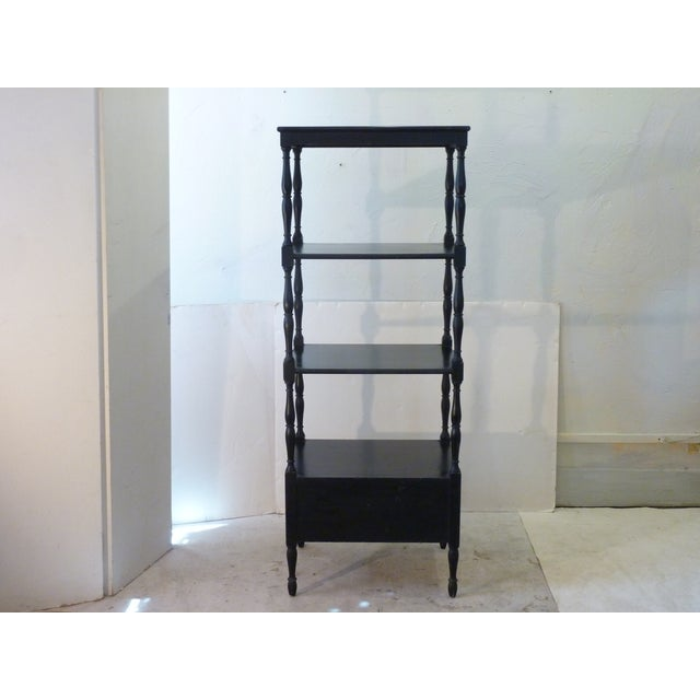 Early 20th Century Antique Etagere For Sale - Image 4 of 10