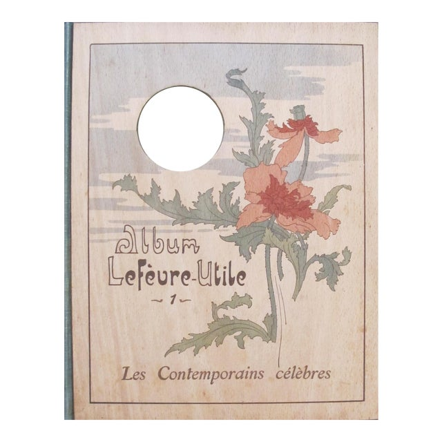 "1904 ""Les Contemporains Celebres"" Book For Sale - Image 9 of 11"
