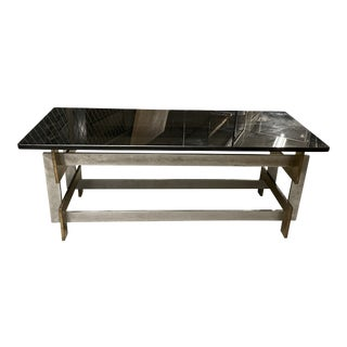 1960s French Mid-Century Coffee Table For Sale