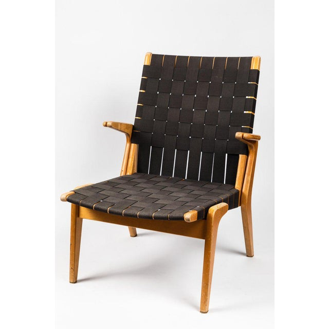 Mid-Century Modern 1950s Vintage Ilmari Tapiovaara Colette Lounge Chair For Sale - Image 3 of 13