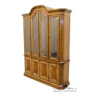 Heritage Sketchbook Collection Lighted Display China Cabinet Preview