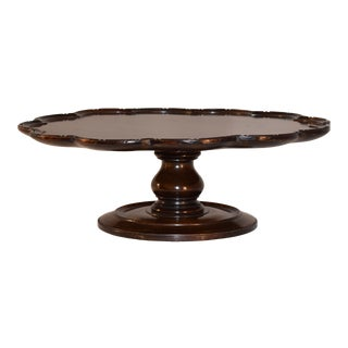 19th Century English Lazy Susan For Sale
